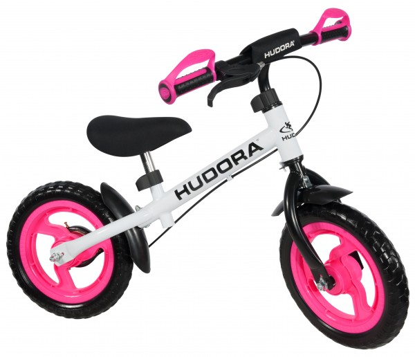 """Laufrad Ratzfratz, 12"""", pink"""