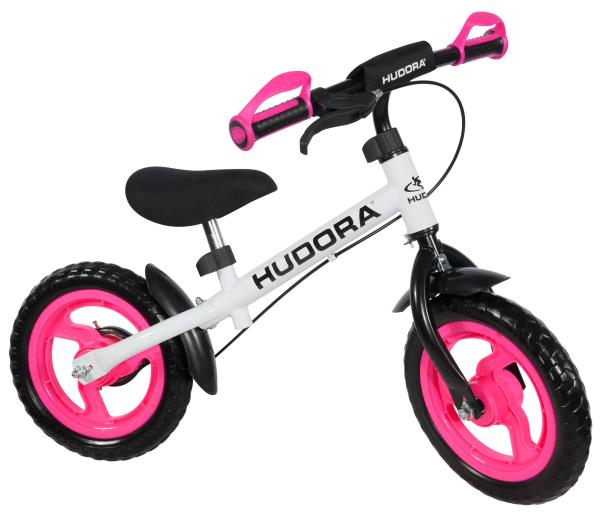 "HUDORA Laufrad Ratzfratz, 12"", pink"