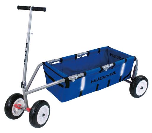 HUDORA Bollerwagen Überländer Comfort, blau