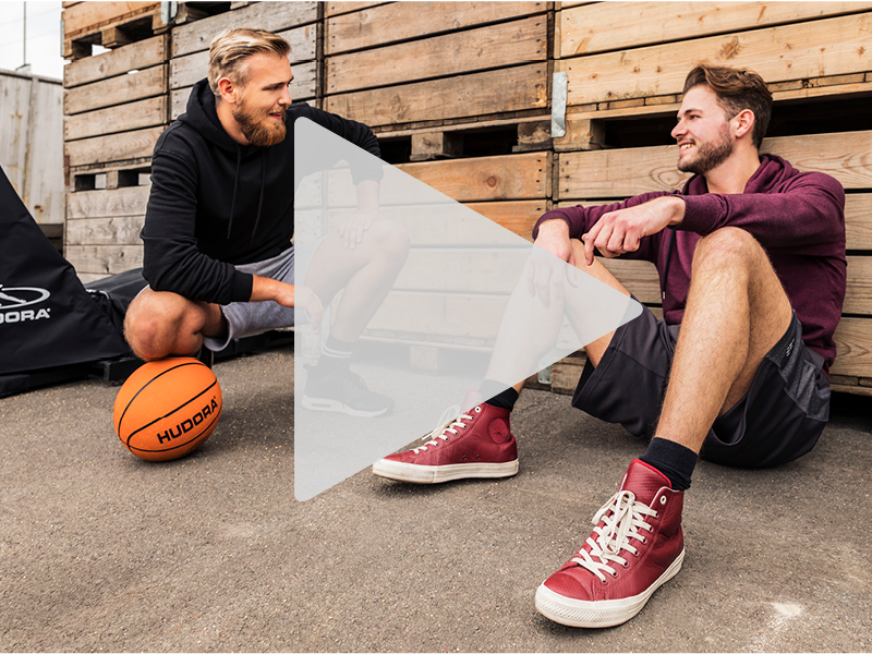 HUDORA Basketballkorb Outdoor