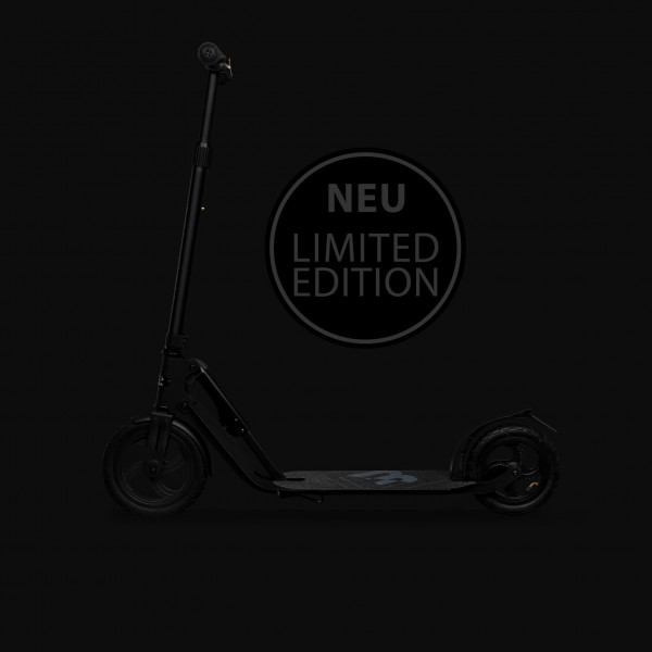 HUDORA BigWheel® Air Black Edition