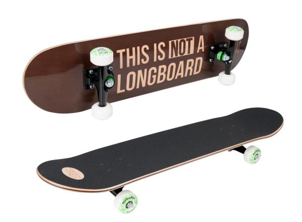 HUDORA Skateboard Harlem ABEC 7