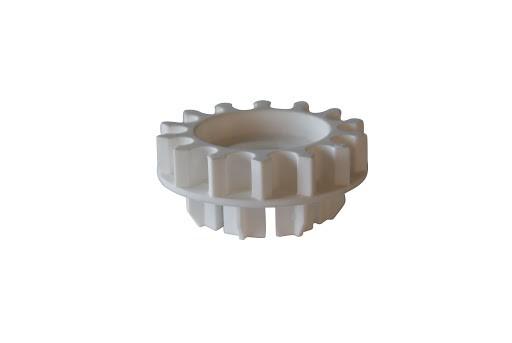 Zahnrad-Einsatz für die Überländer Bremse