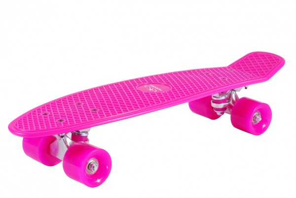 Skateboard Retro Pink