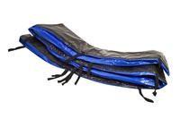 1 Rahmenpolsterung Ø 480 cm, Trampolin Fitness, blau