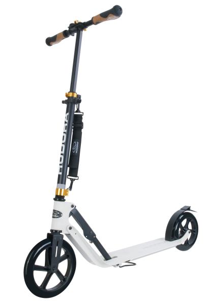 HUDORA BigWheel® Style 230, Scooter weiß