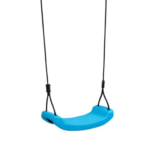 HUDORA Kunststoffbrettschaukel, blau