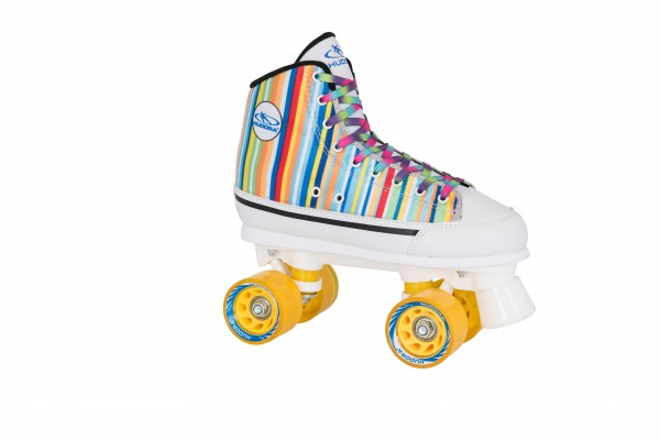 Roller Skates Candy-Stripes, Gr. 36-42