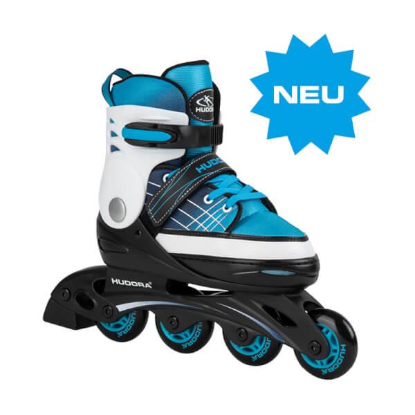 HUDORA Inline Skates Basic, blue