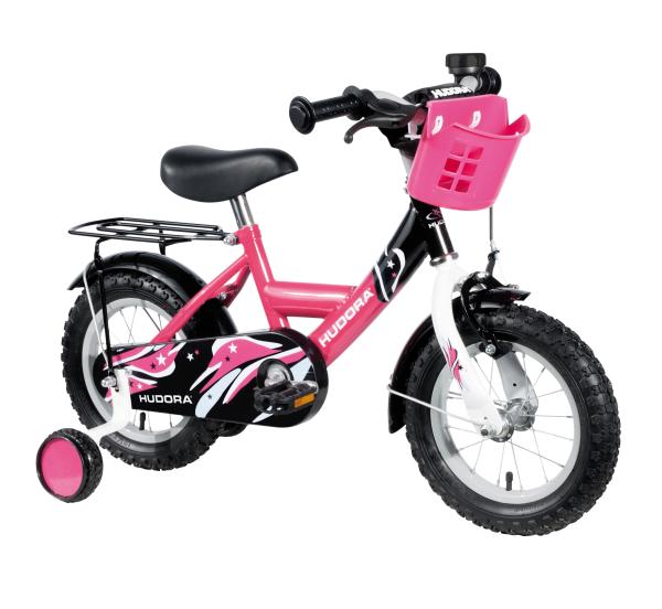 """Kinderfahrrad, 12"""", pink"""