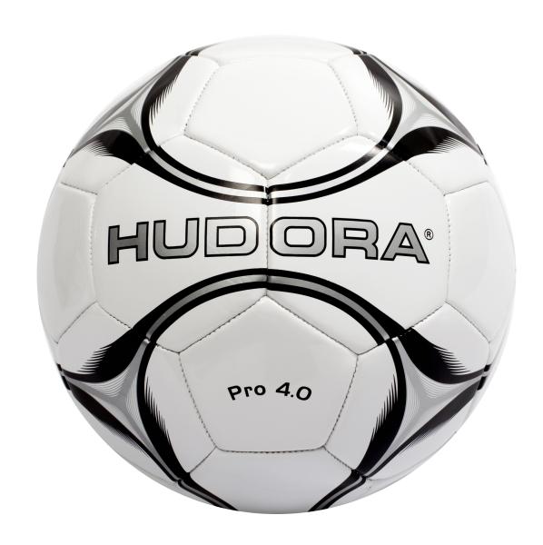 HUDORA Fußball Pro 4.0, Gr. 5, unaufgepumpt