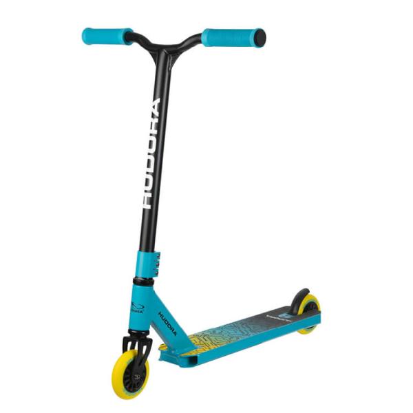 HUDORA Stunt Scooter Kids, hellblau