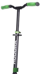 1 Lenker, komplett für HUDORA Big Wheel Flex 200, grün
