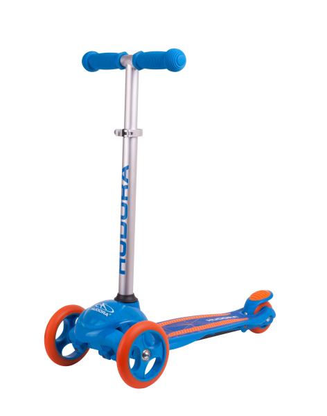 HUDORA Kinderscooter Flitzkids 2.0, blau