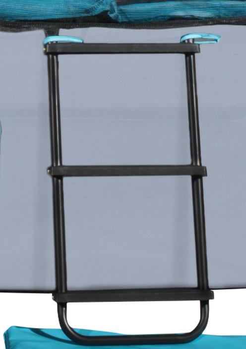 1 leiter f r trampolin complete trampolin 300v ersatzteile trampoline ersatzteile hudora. Black Bedroom Furniture Sets. Home Design Ideas