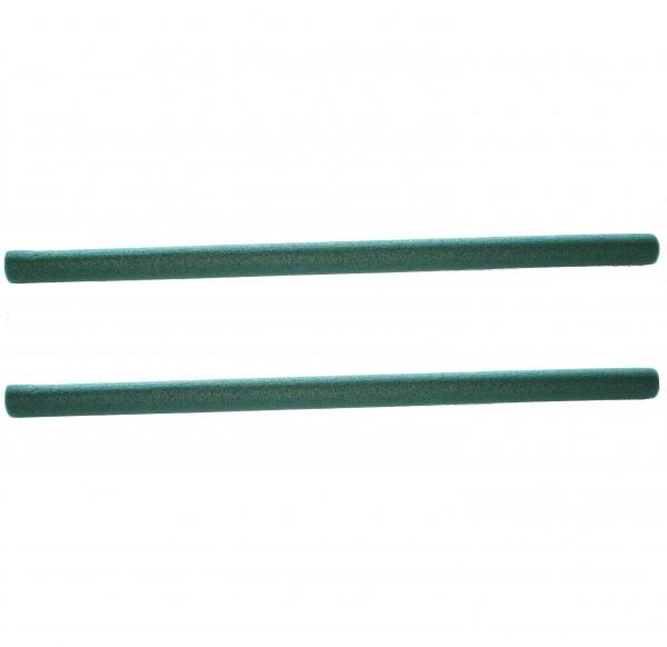 HUDORA Ersatzteil Trampolin 2 Schaumstoffrohre à 91 cm, 25 mm Ø