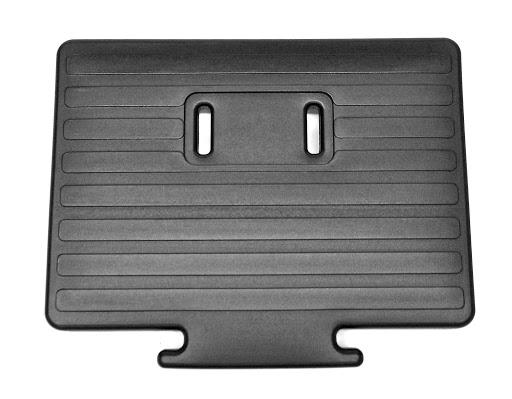 1 Front oder Rückenplatte