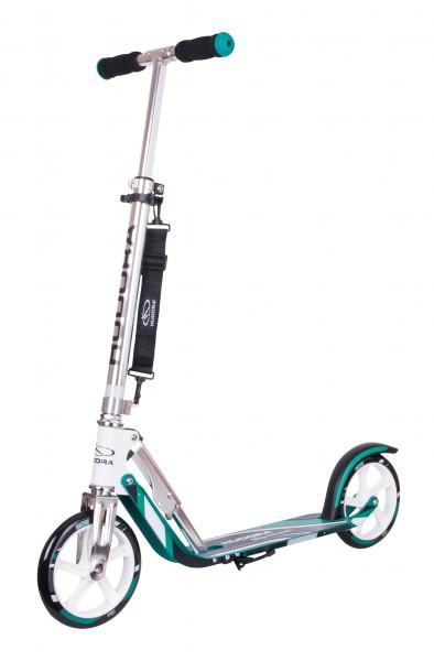 HUDORA BigWheel® 205, Scooter türkis