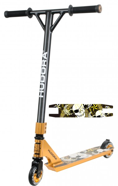 Stunt Scooter XR-25, gold
