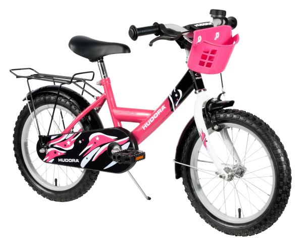 """Kinderfahrrad, 16"""", pink"""