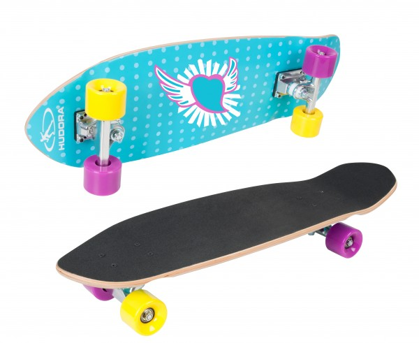 Skateboard Cruiser Skate Wonders ABEC 7