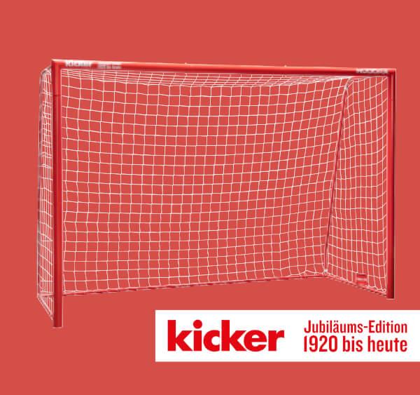 """HUDORA Fußballtor Expert 300 """"kicker Edition"""""""
