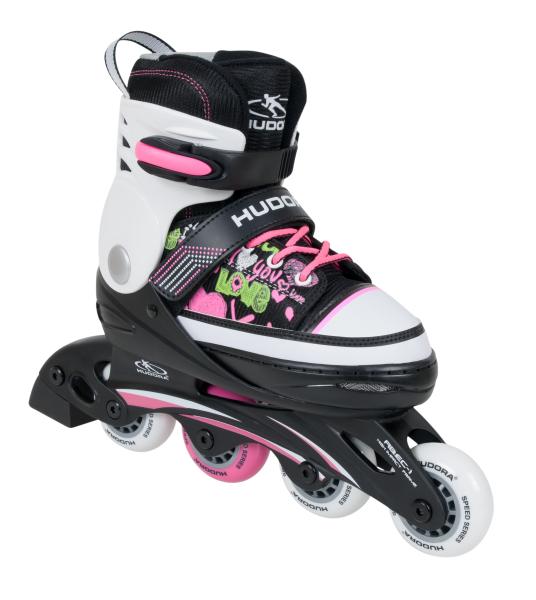 HUDORA-37733-Kinderinliner-Kids-Gr-30-37-pink
