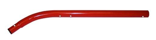 1 Stange (E), rot, für HUDORA Spielplatz, (D) linke Seite bei 64023 Schaukelgestell mit Nestschaukel