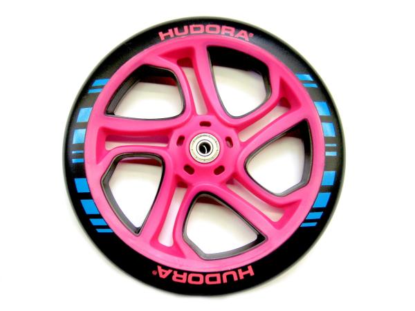 HUDORA Ersatzrolle Scooter für CLVR 215 blau /pink