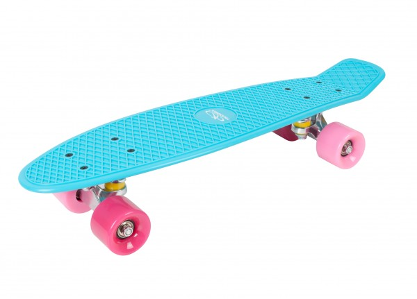 HUDORA Skateboard Retro Skate Wonders, türkis