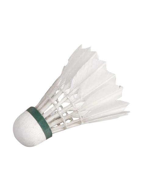 Naturfederball Speed, 6 Stück