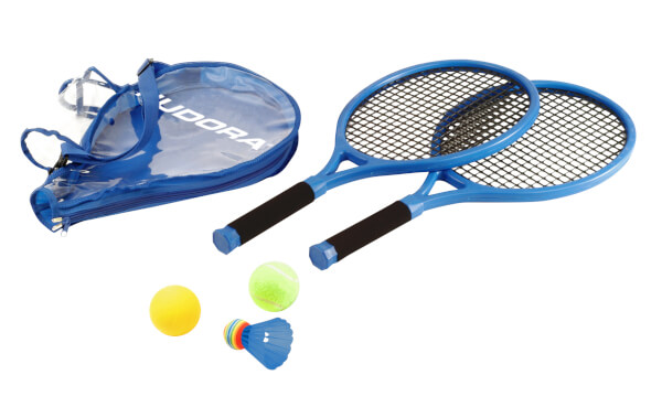 HUDORA Soft Tennisset