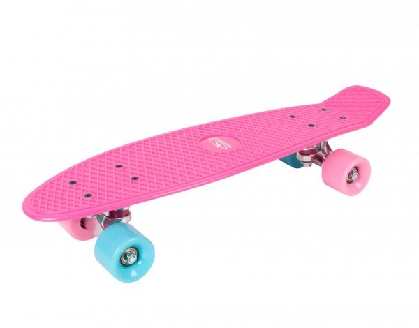 HUDORA Skateboard Retro Skate Wonders, rosa