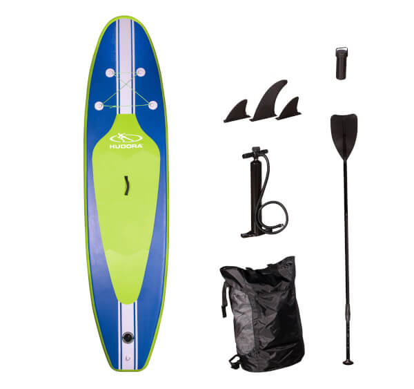 HUDORA Stand Up Paddle Glide 320, aufblasbar