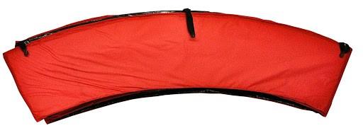 HUDORA Ersatzteil Trampolin Rahmenpolsterung 400 cm Fantastic, rot