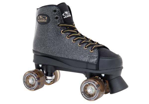 Roller Skates Black Glamour, Gr. 36-42