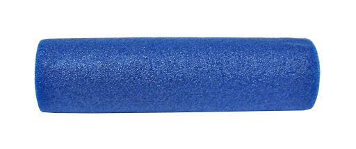 1 Schaumstoffrohr, blau