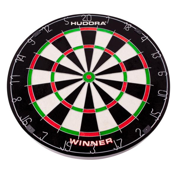 HUDORA Bristle Dartboard Winner