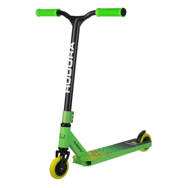 HUDORA Stunt Scooter Kids, grün