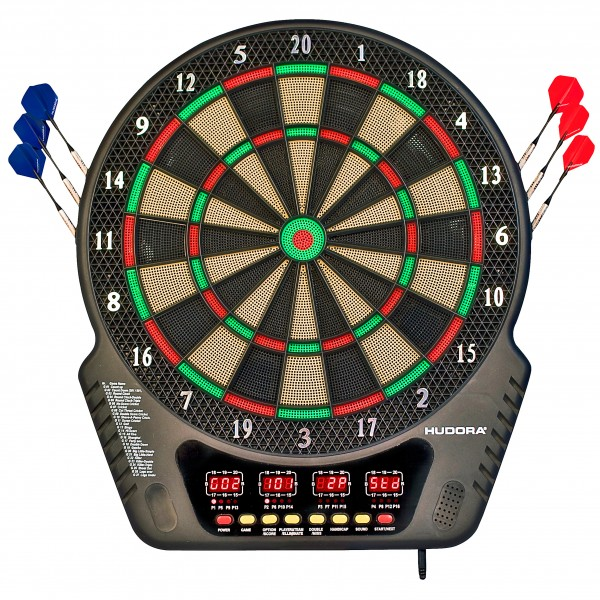 Elektronik-Dartboard LED 04