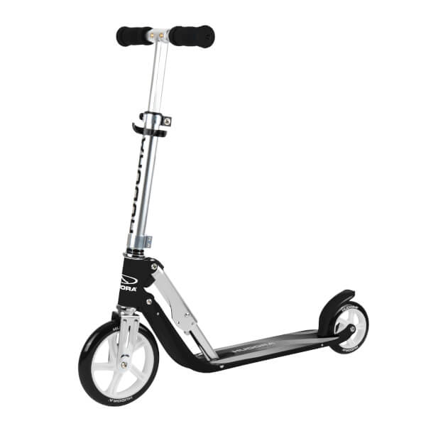 "HUDORA Little BigWheel®, Scooter schwarz ""Exklusiv Edition"""
