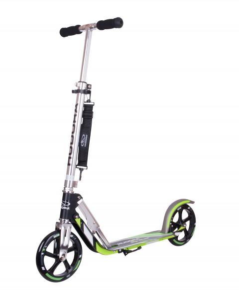 HUDORA BigWheel® 205, Scooter grau/grün