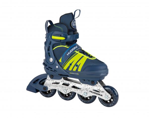 HUDORA Inline Skates Comfort, deep blue, Gr. 29-40