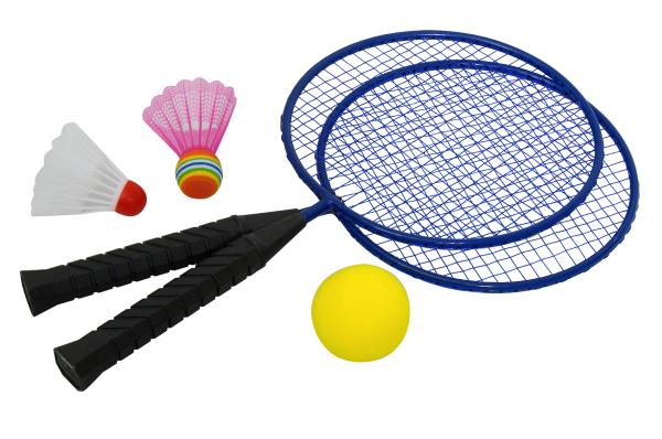Federballset Kids Fun, sortiert